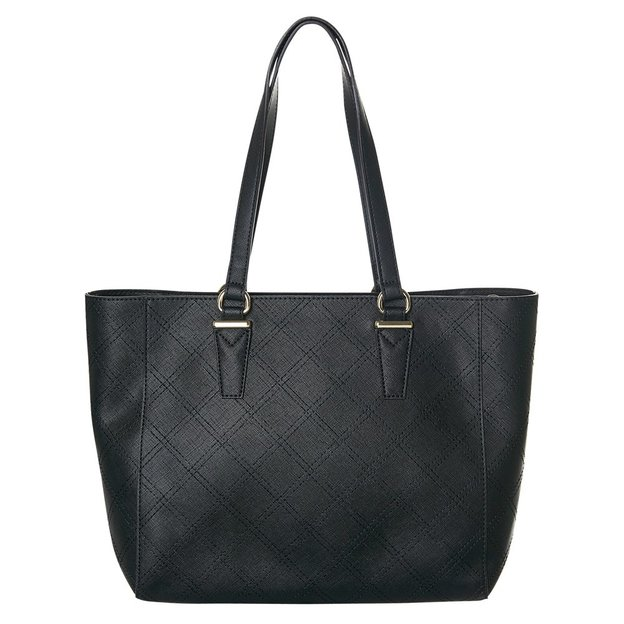 Guess Handtasche Aria Shopper Black