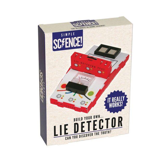 Lügendetektor zum Selberbasteln