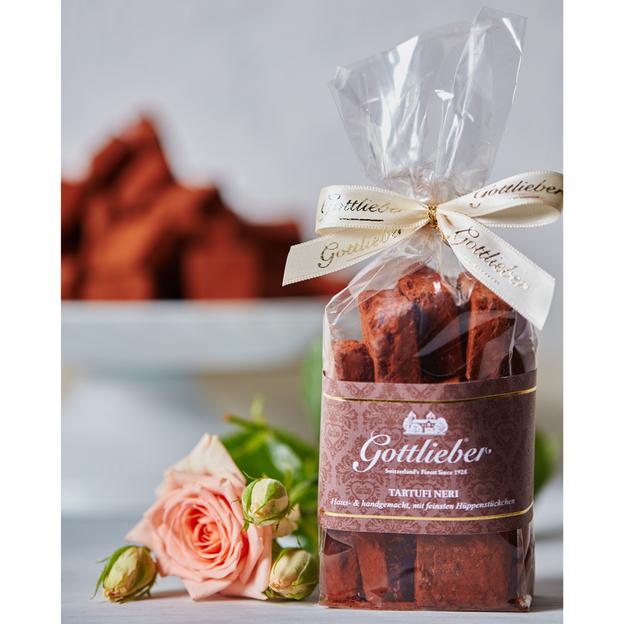Tartufi de Gottlieber – truffes au chocolat