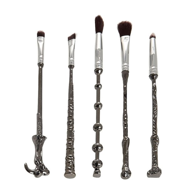 Pinceaux de maquillage Harry Potter, set de 6