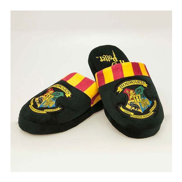 Pantoufles Hogwarts Harry Potter