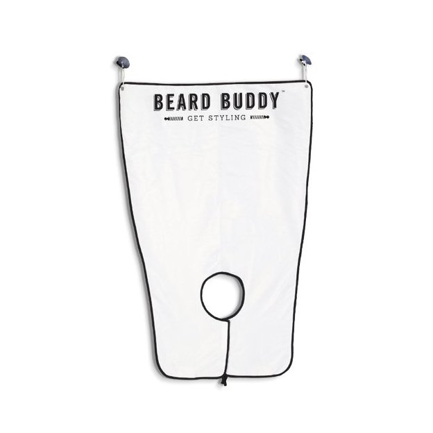 Rasur Haarfänger Beard Buddy inkl. Reisebeutel