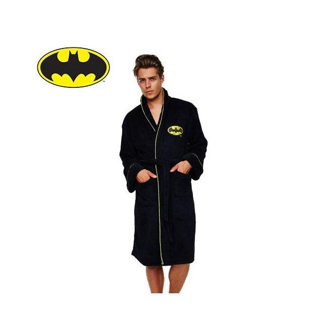 Peignoir super-héros Batman