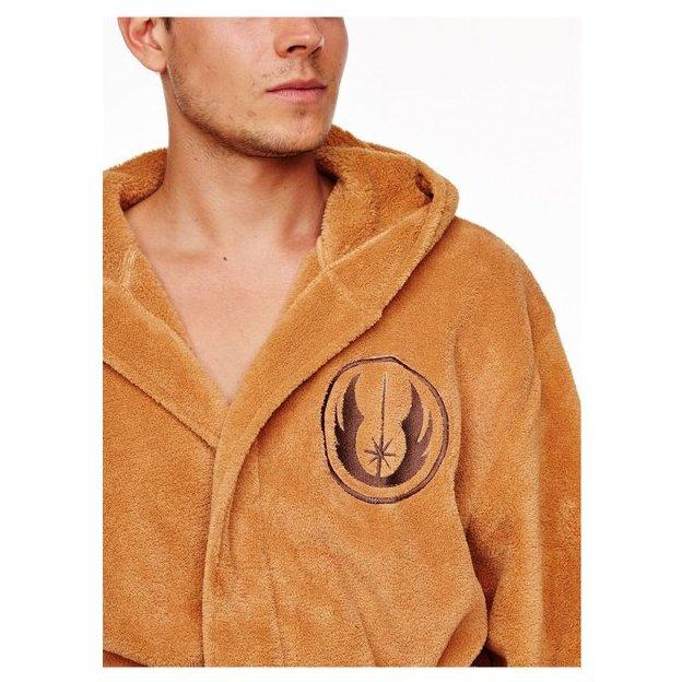 Bademantel Star Wars Jedi mit Kaputze