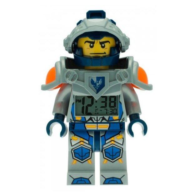 LEGO Nexo Knights Wecker Clay