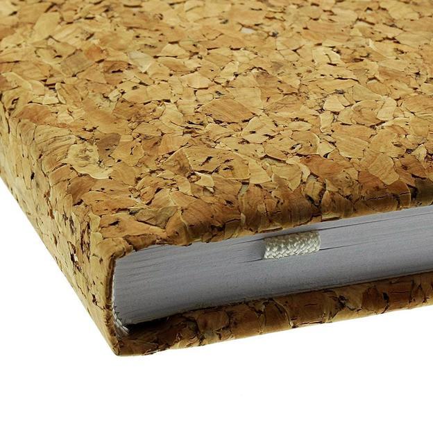 Gästebuch aus Kork 176 Seiten