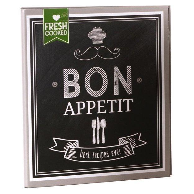 Ordner Bon Appetit