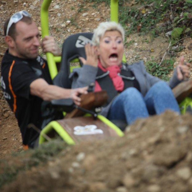 Sommer Ziesel Tour im Hoch-Ybrig