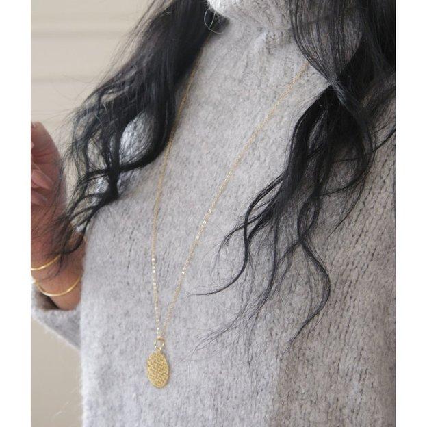 Collier Fleur de vie de Tara Style, or