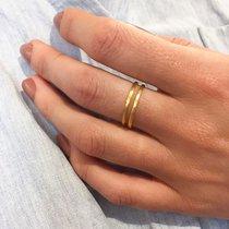 Bague double anneau de Tara Style