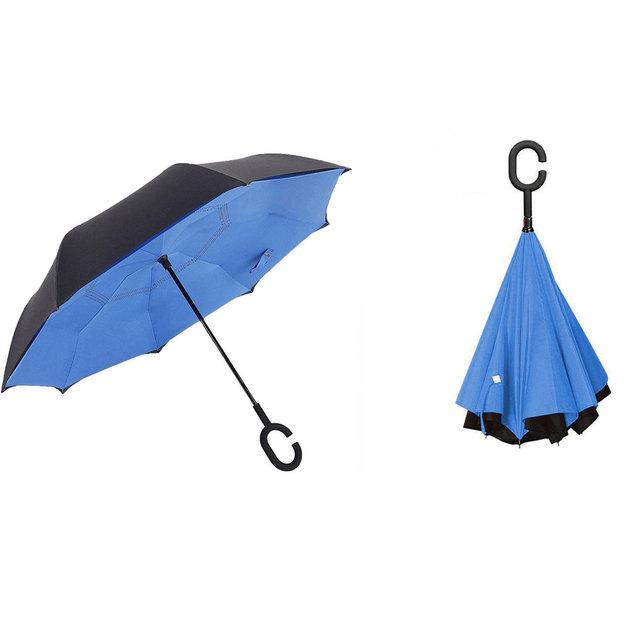 Parapluie Suprella Pro bleu
