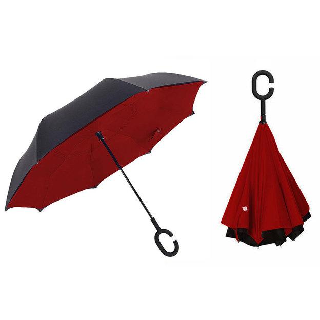 Umbrellastic Pro rot