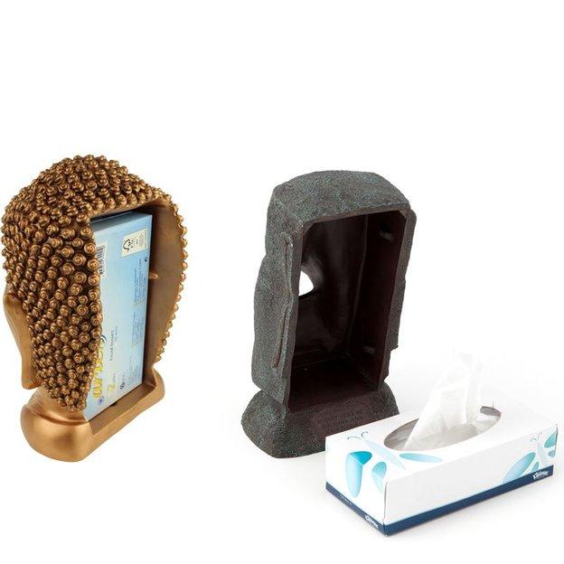 Kosmetiktuchboxen in verschiedenen Motiven