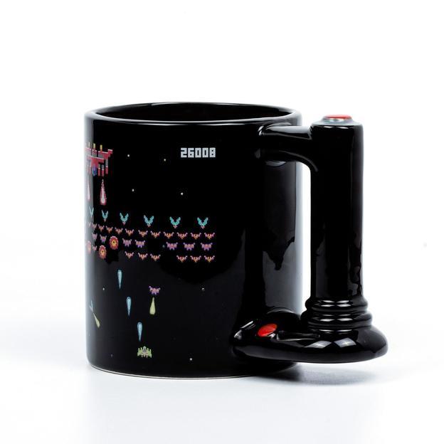 Tasse Retro Arcade 600ml mit Farbwechsel