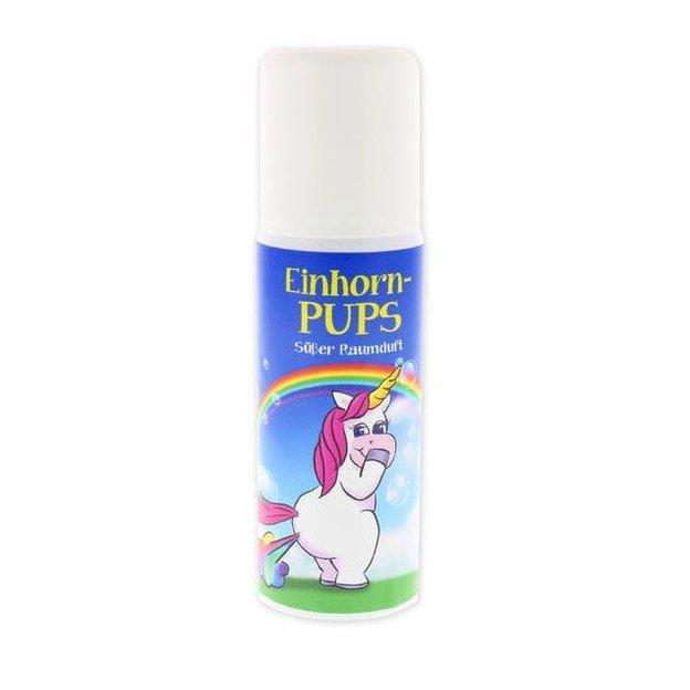 Einhorn Pupsspray - süsser Raumduft