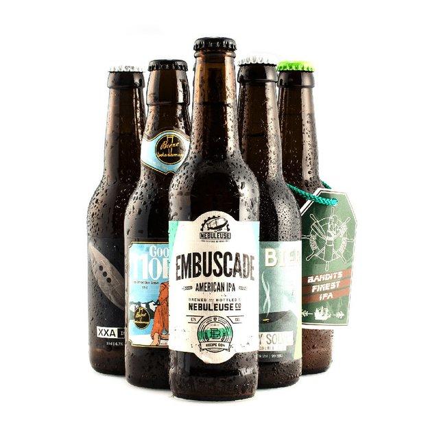 Box Bières artisanales suisses IPA ProBier