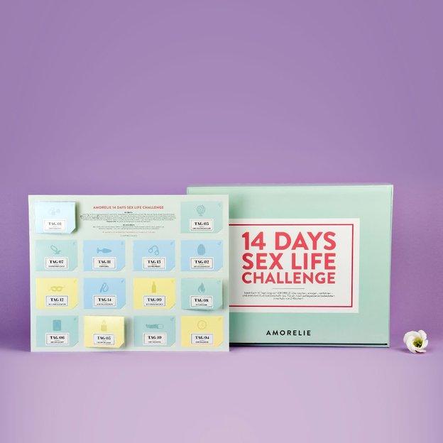 Geschenkset Amorelie 14 Days Sex Life Challenge