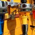 Bar Butler Distributeur mural de boissons avec 3 ou 4 becs verseurs