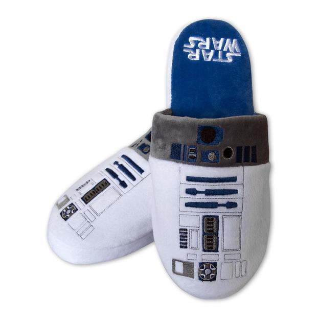 Star Wars Pantoufles R2-D2