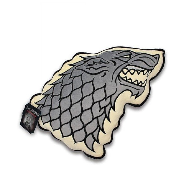 Coussin Game of Thrones Stark