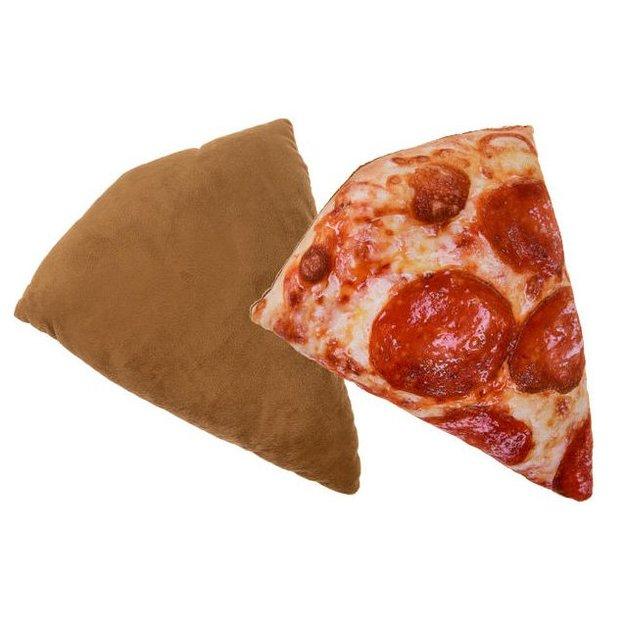 Pizzastück Kissen