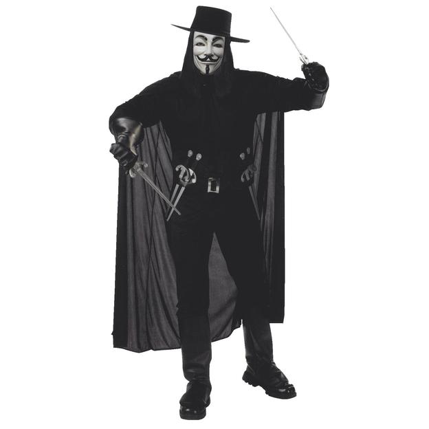 V for Vendetta Kostüm