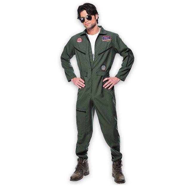 Top Gun Kostüm für Erwachsene Grösse M