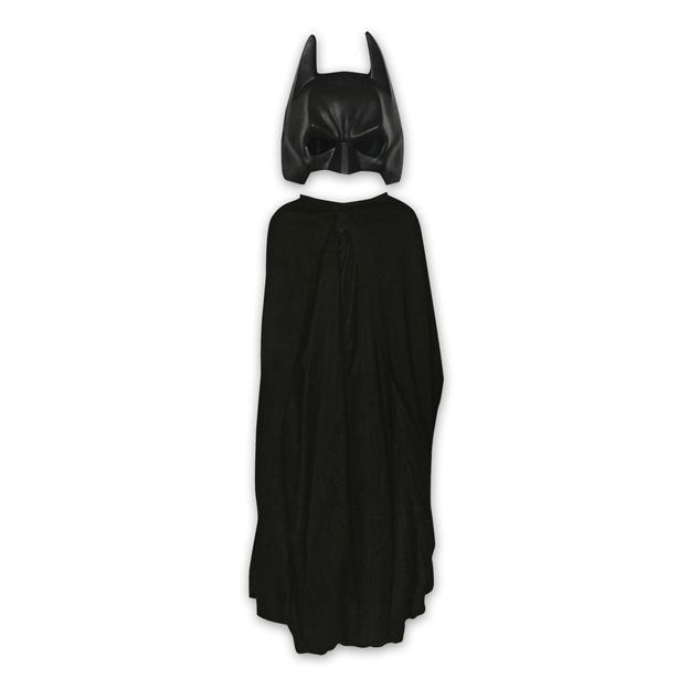 Batman Maske & Cape Set für Kinder ab 6 Jahren