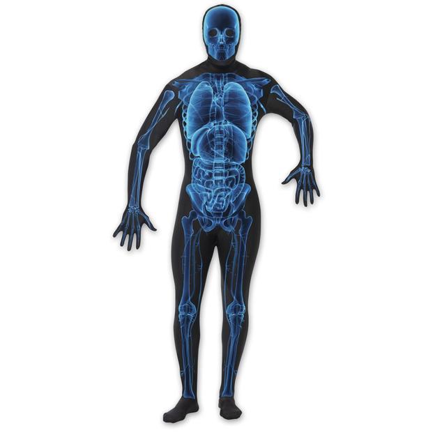 X-Ray Kostüm Grösse XL
