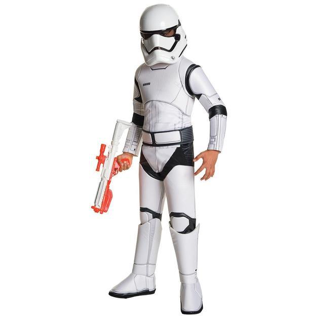 Star Wars Stormtrooper Kostüm für Kinder Grösse M
