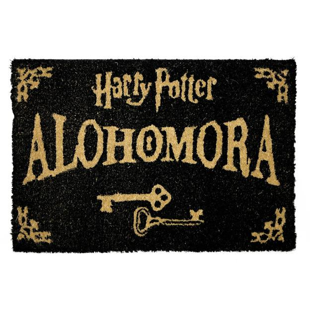 Paillasson / tapis Harry Potter Alohomora