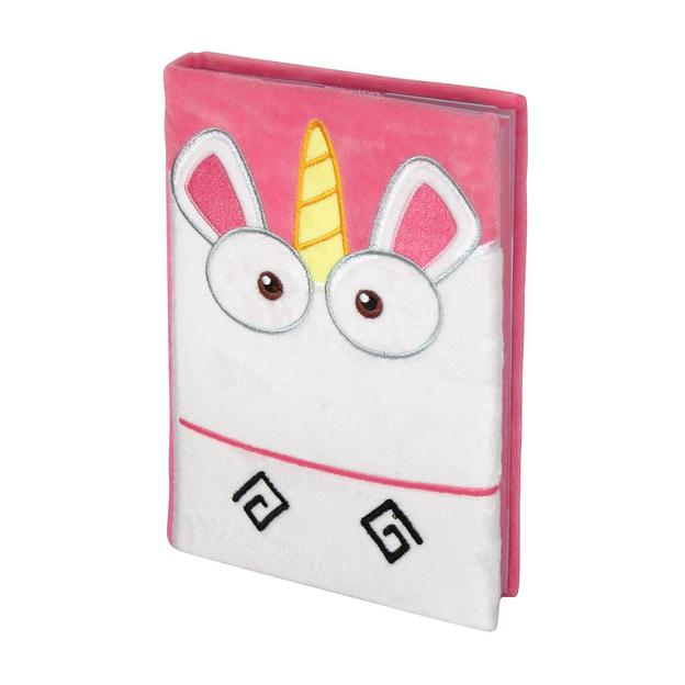 Despicable Me 3 Notizbuch DIN A5 Einhorn It's so fluffy