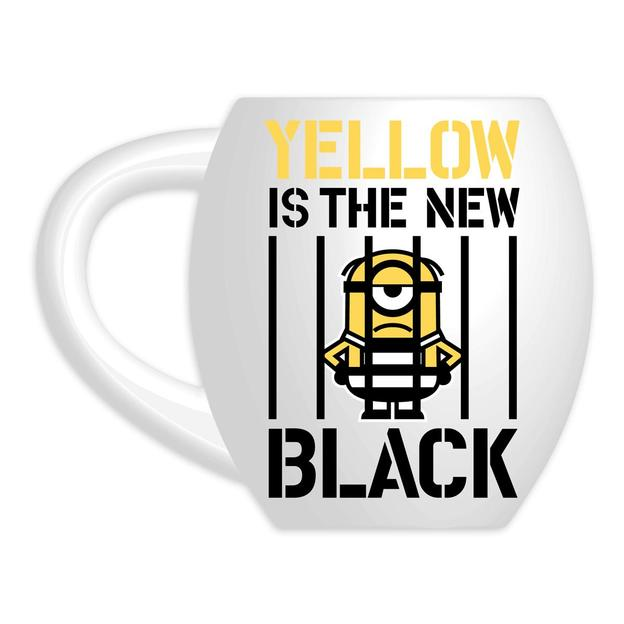 Tasse Yellow Is The New Black, Moi, moche et méchant 3