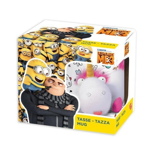 """Despicable Me 3"" Tasse Fluffy"