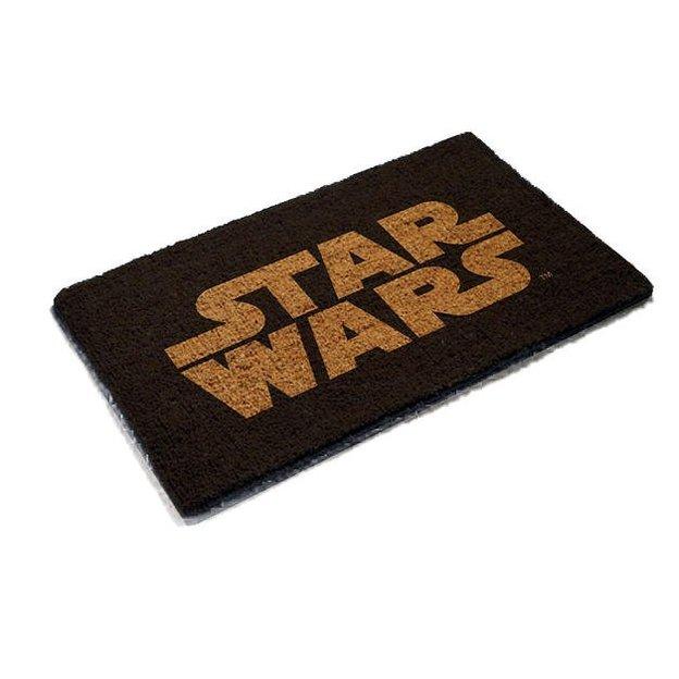 Star Wars Fussmatte Logo