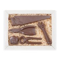Boîte à outils en chocolat, grande