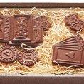 Casino Set aus Schokolade 108g