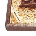 Musikinstrumente mit Stiel aus Schokolade 70g