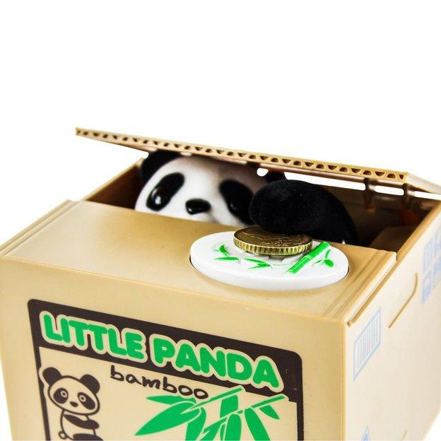 Spardose Pandabär