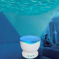 Projecteur Océan, lampe LED