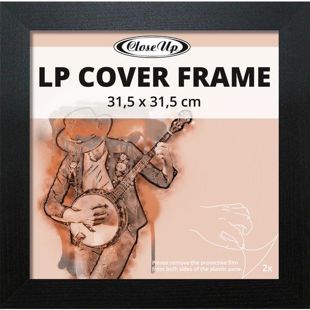 LP Album Cover Rahmen