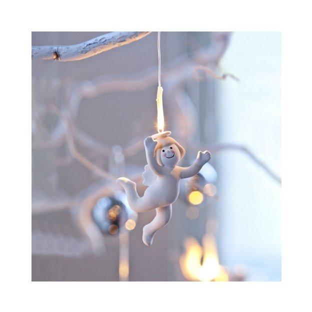 Sirius Décoration pour le sapin de Noël Ange Victoria