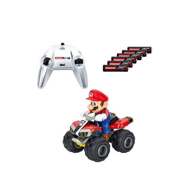 Ferngesteuerter Carrera RC Mario Kart Offroad