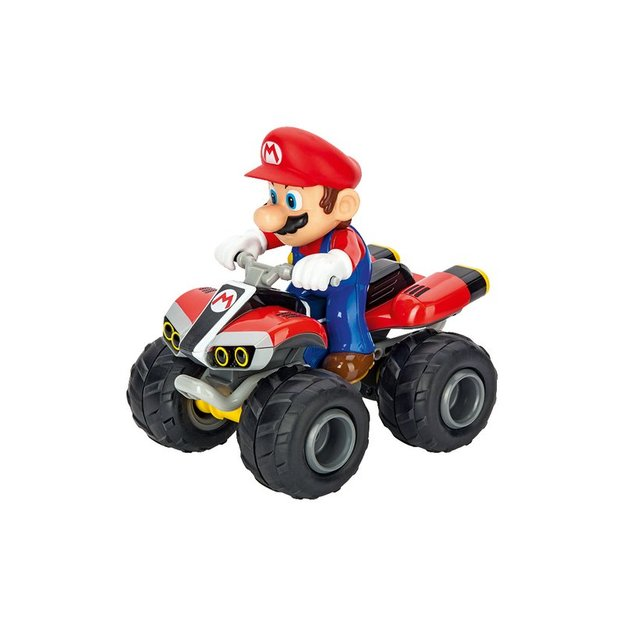 Mario Kart quad télécommandé Carrera RC