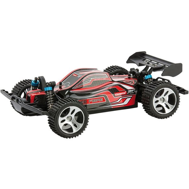 1:18 RC Carrera Red Fibre bis zu 50 km/h