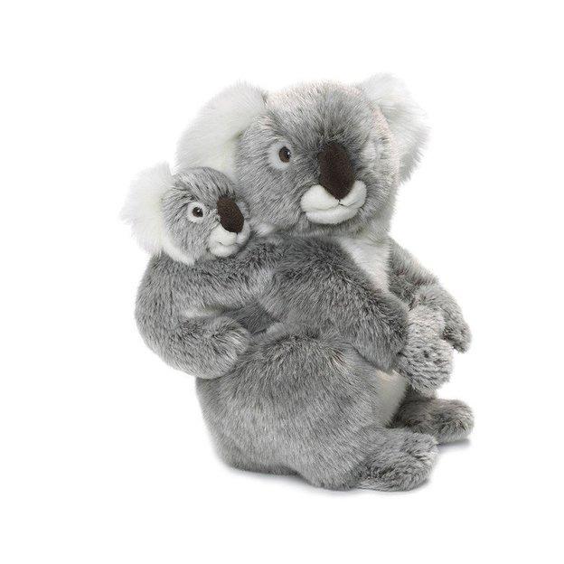Peluche WWF koala avec bébé