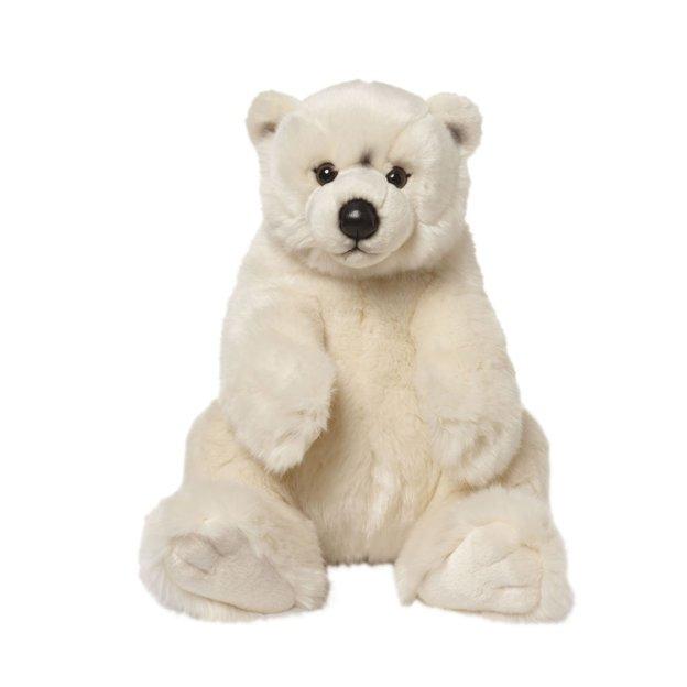 WWF peluche Ours blanc 32 cm