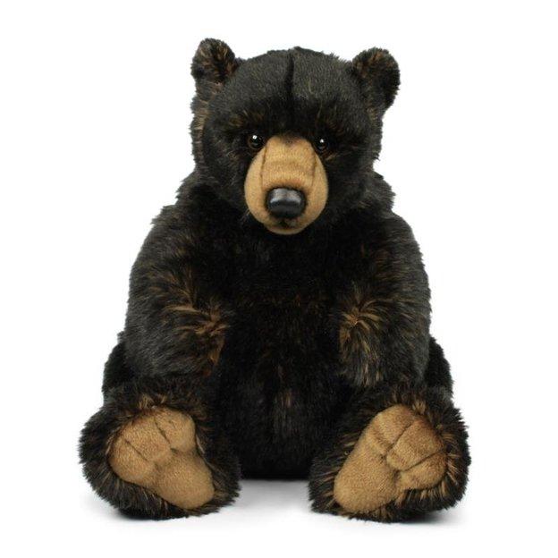 Ours noir WWF 32 cm