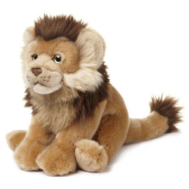 WWF Peluche Lion Floppy 23 cm