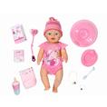 Zapf Creation Puppe Mädchen Interaktiv 43 cm